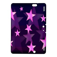 Background With A Stars Kindle Fire Hdx 8 9  Hardshell Case by Nexatart
