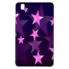 Background With A Stars Samsung Galaxy Tab Pro 8 4 Hardshell Case by Nexatart