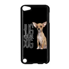Chihuahua Apple Ipod Touch 5 Case (black) by Valentinaart