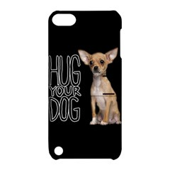 Chihuahua Apple Ipod Touch 5 Hardshell Case With Stand by Valentinaart