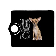 Chihuahua Kindle Fire Hdx 8 9  Flip 360 Case by Valentinaart