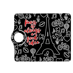 Paris Kindle Fire Hdx 8 9  Flip 360 Case by Valentinaart
