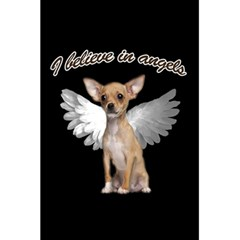 Angel Chihuahua 5 5  X 8 5  Notebooks by Valentinaart