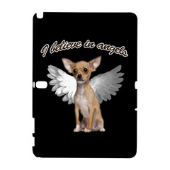 Angel Chihuahua Galaxy Note 1 by Valentinaart