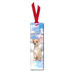 Angel Chihuahua Small Book Marks by Valentinaart