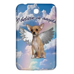 Angel Chihuahua Samsung Galaxy Tab 3 (7 ) P3200 Hardshell Case  by Valentinaart