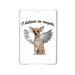 Angel Chihuahua Ipad Mini 2 Hardshell Cases by Valentinaart
