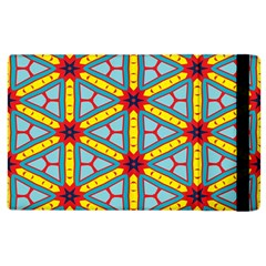 Stars Pattern  Kindle Fire (1st Gen) Flip Case by LalyLauraFLM