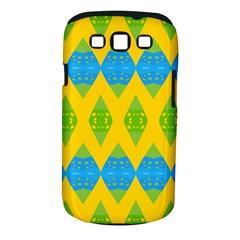 Rhombus Pattern     Samsung Galaxy S Ii I9100 Hardshell Case (pc+silicone) by LalyLauraFLM