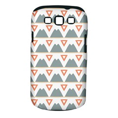Triangles and other shapes     Samsung Galaxy S II i9100 Hardshell Case (PC+Silicone) by LalyLauraFLM