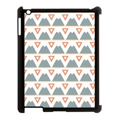 Triangles And Other Shapes     Apple Ipad Mini Hardshell Case (compatible With Smart Cover) by LalyLauraFLM