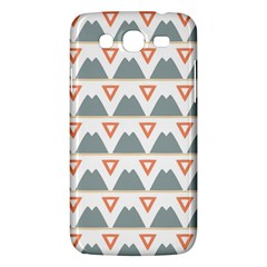 Triangles and other shapes     Samsung Galaxy Duos I8262 Hardshell Case by LalyLauraFLM
