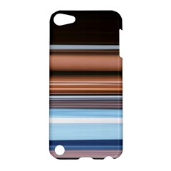 Color Screen Grinding Apple Ipod Touch 5 Hardshell Case by Nexatart