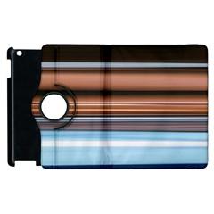 Color Screen Grinding Apple Ipad 2 Flip 360 Case by Nexatart