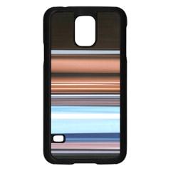 Color Screen Grinding Samsung Galaxy S5 Case (black) by Nexatart
