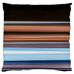 Color Screen Grinding Standard Flano Cushion Case (one Side) by Nexatart