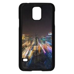 Frozen In Time Samsung Galaxy S5 Case (black) by Nexatart