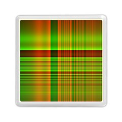 Multicoloured Background Pattern Memory Card Reader (square)  by Nexatart