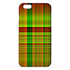 Multicoloured Background Pattern Iphone 6 Plus/6s Plus Tpu Case by Nexatart