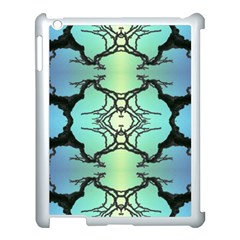 Branches With Diffuse Colour Background Apple Ipad 3/4 Case (white) by Nexatart