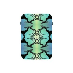 Branches With Diffuse Colour Background Apple Ipad Mini Protective Soft Cases by Nexatart