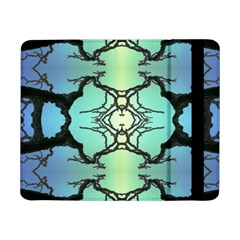 Branches With Diffuse Colour Background Samsung Galaxy Tab Pro 8 4  Flip Case by Nexatart