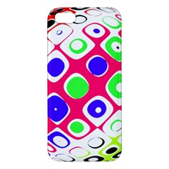 Color Ball Sphere With Color Dots Apple Iphone 5 Premium Hardshell Case