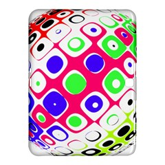 Color Ball Sphere With Color Dots Samsung Galaxy Tab 4 (10 1 ) Hardshell Case  by Nexatart
