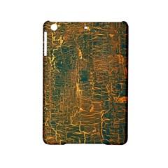 Black And Yellow Color Ipad Mini 2 Hardshell Cases by Nexatart