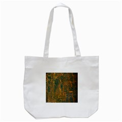 Black And Yellow Color Tote Bag (white) by Nexatart