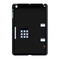 Safe Vault Strong Box Lock Safety Apple Ipad Mini Case (black) by Nexatart