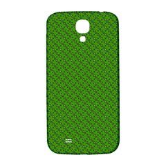Paper Pattern Green Scrapbooking Samsung Galaxy S4 I9500/i9505  Hardshell Back Case by Nexatart