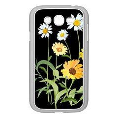 Flowers Of The Field Samsung Galaxy Grand Duos I9082 Case (white) by Nexatart