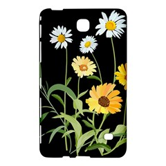 Flowers Of The Field Samsung Galaxy Tab 4 (8 ) Hardshell Case  by Nexatart
