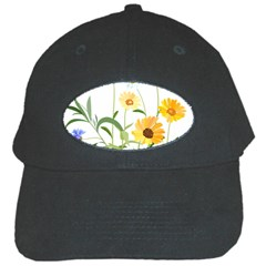 Flowers Flower Of The Field Black Cap