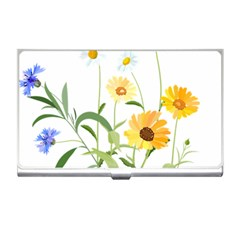 Flowers Flower Of The Field Business Card Holders by Nexatart