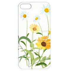 Flowers Flower Of The Field Apple Iphone 5 Hardshell Case With Stand by Nexatart