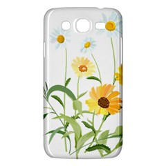 Flowers Flower Of The Field Samsung Galaxy Mega 5 8 I9152 Hardshell Case  by Nexatart