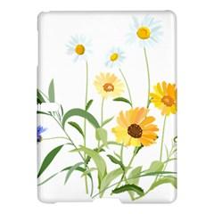 Flowers Flower Of The Field Samsung Galaxy Tab S (10 5 ) Hardshell Case  by Nexatart