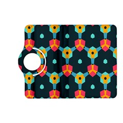 Connected Shapes Pattern    Samsung Galaxy Note 3 Soft Edge Hardshell Case by LalyLauraFLM