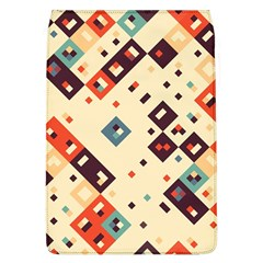Squares in retro colors   Samsung Galaxy Grand DUOS I9082 Hardshell Case by LalyLauraFLM