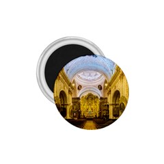 Church The Worship Quito Ecuador 1 75  Magnets by Nexatart