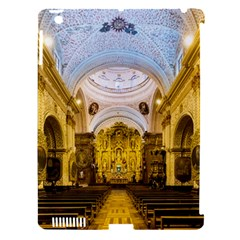 Church The Worship Quito Ecuador Apple Ipad 3/4 Hardshell Case (compatible With Smart Cover) by Nexatart