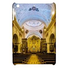 Church The Worship Quito Ecuador Apple Ipad Mini Hardshell Case by Nexatart