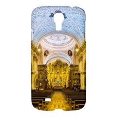 Church The Worship Quito Ecuador Samsung Galaxy S4 I9500/i9505 Hardshell Case by Nexatart
