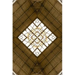 Steel Glass Roof Architecture 5 5  X 8 5  Notebooks by Nexatart