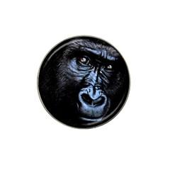 Gorilla Hat Clip Ball Marker (4 Pack) by Valentinaart