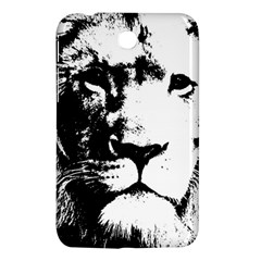 Lion  Samsung Galaxy Tab 3 (7 ) P3200 Hardshell Case  by Valentinaart