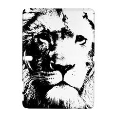 Lion  Galaxy Note 1 by Valentinaart
