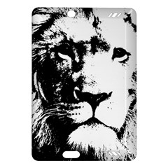 Lion  Amazon Kindle Fire Hd (2013) Hardshell Case by Valentinaart